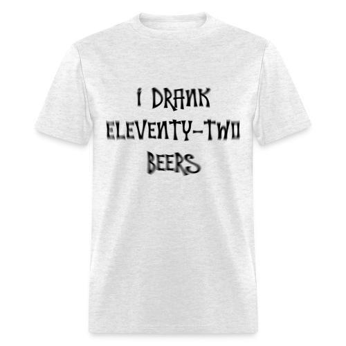 Eleventy-Two - Men's T-Shirt