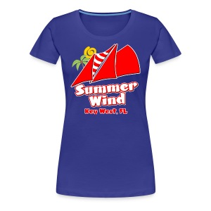 Key West Ladies T - Women's Premium T-Shirt