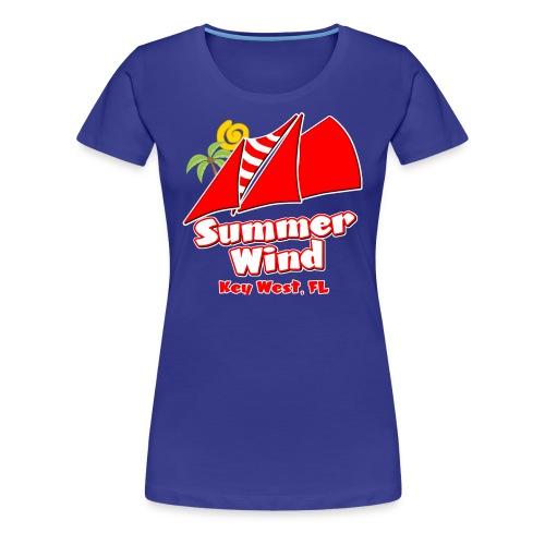 Key West Ladies T - Women's Premium T-Shirt