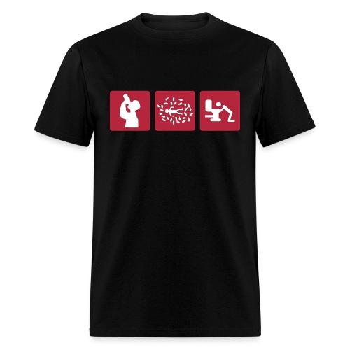 Beer Problems - Men's T-Shirt