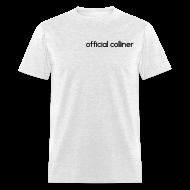T-Shirts ~ Men's T-Shirt ~ OFFICIAL COLLINER (GUYS)