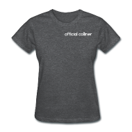 Women's T-Shirts ~ Women's T-Shirt ~ OFFICIAL SHIRT (GIRLS)