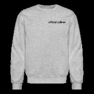 Long Sleeve Shirts ~ Crewneck Sweatshirt ~ OFFICIAL COLLINER HOODIE/SHIRT