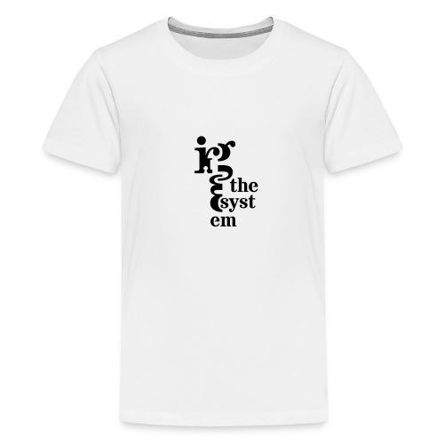 * un-Rig the System *  - Kids' Premium T-Shirt