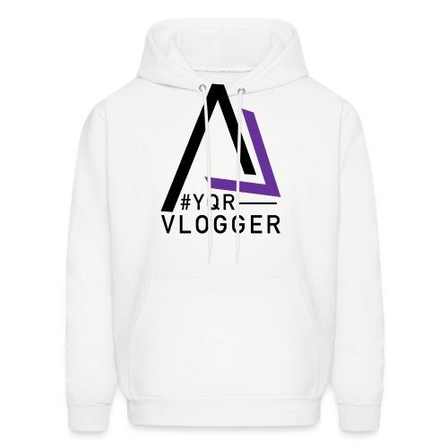 #YQR Vlogger T-Shirt  - Men's Hoodie