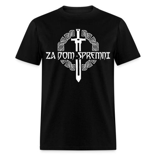 Croatia ZDS, Za dom spremni - Men's T-Shirt