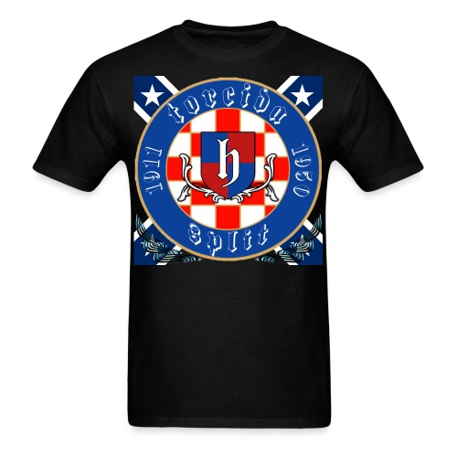 Croatia Hrvatska Torcida Hajduk - Men's T-Shirt