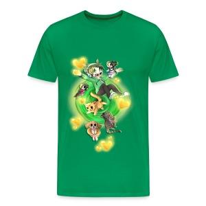 Everything Girbeagly - Men's T-Shirt - Men's Premium T-Shirt