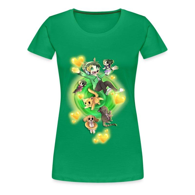 Everything Girbeagly - Women's T-Shirt - Women's Premium T-Shirt