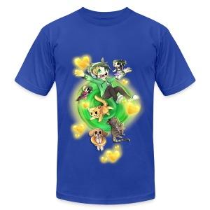 Everything Girbeagly - Men's AA T-Shirt - Men's Fine Jersey T-Shirt