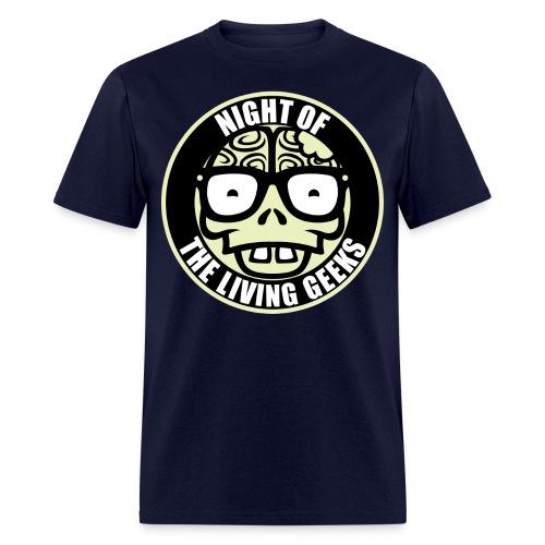 Round Logo - Men's T-Shirt