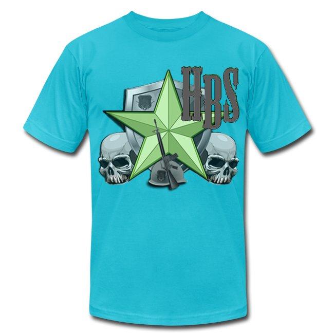 A3 - Retro Men's T-Shirt by American Apparel