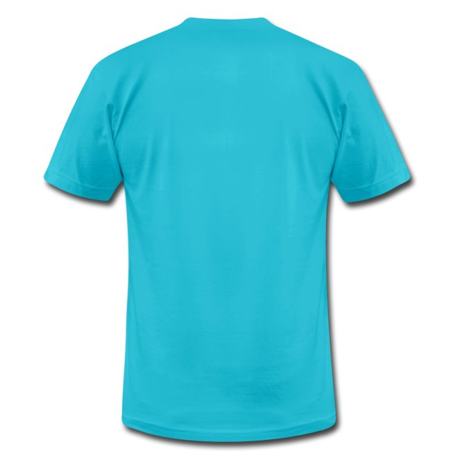 A3 - Retro Men's T-Shirt by American Apparel