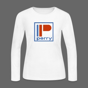 Perry Drugs - Women's Long Sleeve Jersey T-Shirt