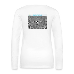 BroadcastBrazil006 - Women's Premium Long Sleeve T-Shirt