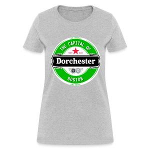 Capital of Boston - Dot Day - Ladies - Women's T-Shirt