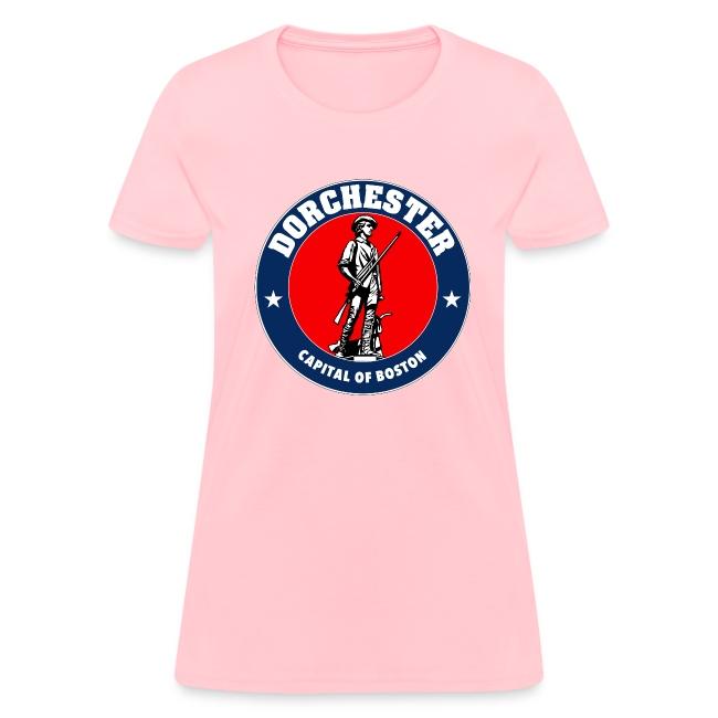Capital of Boston - Dorchester Minuteman - Ladies