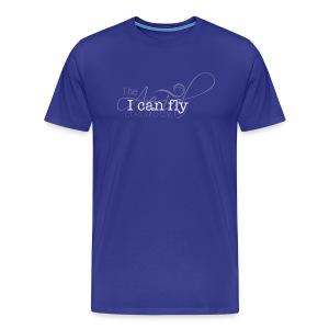 I can fly t-shirt - Men's Premium T-Shirt