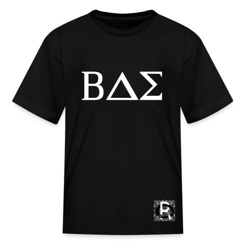 BAE Shirt with logo  - Kids' T-Shirt