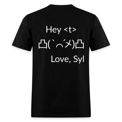 FF16 - Phoenix Dawn - Love Syl - Men's T-Shirt
