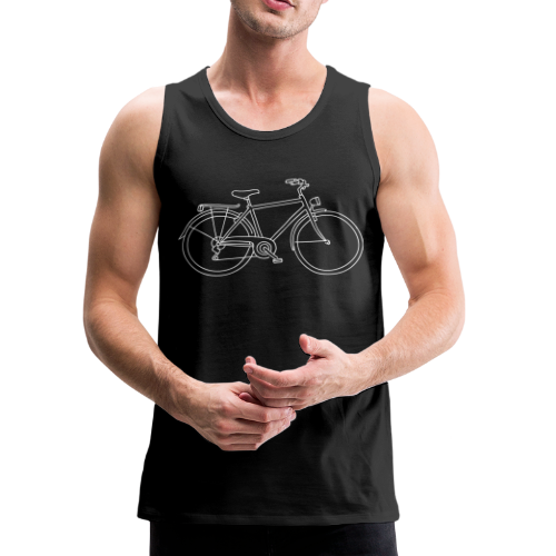 Bicycle - Men's Premium Tank
