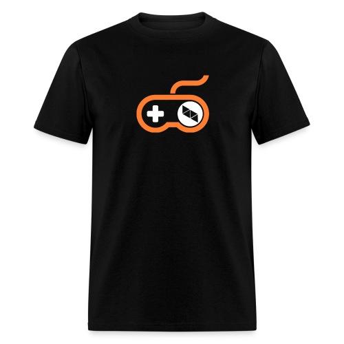 JGN (plays) Games Logo T-Shirt (Mens) - Men's T-Shirt