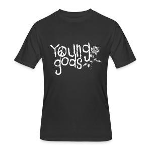 young gods - Men's 50/50 T-Shirt