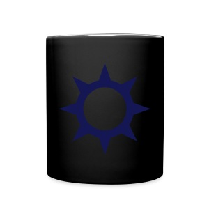 Spike Coffee Cup - Full Color Mug