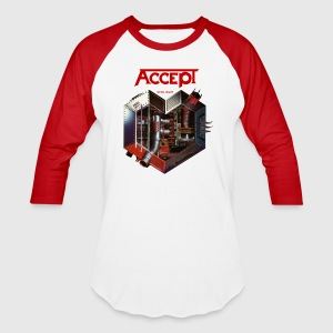 Accept Metal Heart 85 - Baseball T-Shirt