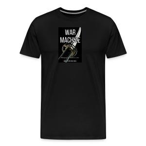 War Machine Graphic Men's T-Shirt  - Men's Premium T-Shirt