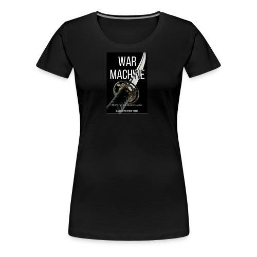 War Machine Graphic Women's T-Shirt - Women's Premium T-Shirt