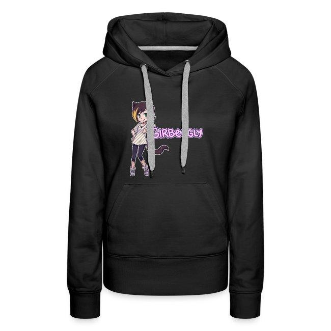 Catgirlbeagly - Women's Hoodie