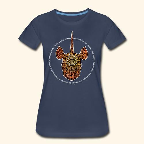 Ladie's Knotwork Shirt - Women's Premium T-Shirt