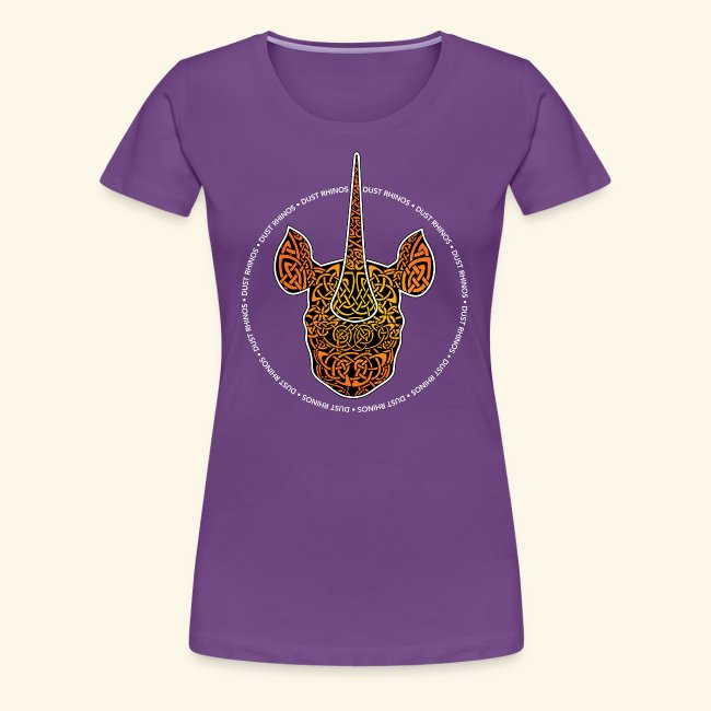 Ladie's Knotwork Shirt