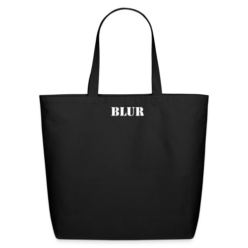 Eco-Friendly Cotton Tote - website,services,group,exchange,creative,blur group,blur,black,bag
