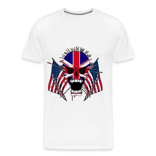 European Screaming Skull