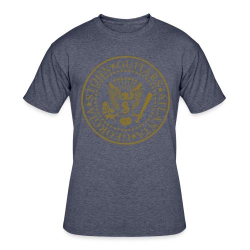 The Gold Standard (50/50 Blend Tee) - Men's 50/50 T-Shirt