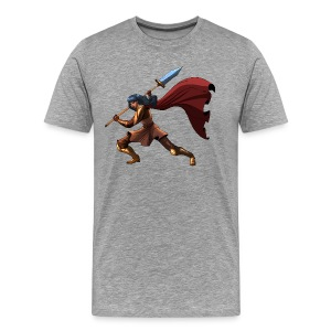 Kumara Thamro Battle - Men's Premium T-Shirt