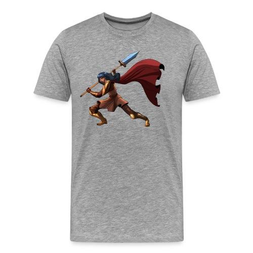 Kumara Thamro Battle - Men's Premium T-Shirt