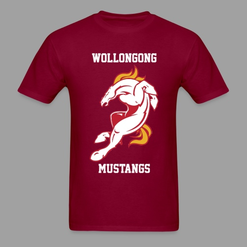 Mustang Mens Alternate Shirt - Men's T-Shirt