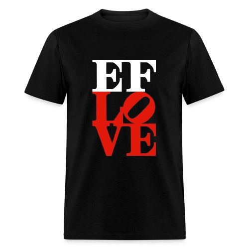 EF-LOVE - Men's T-Shirt