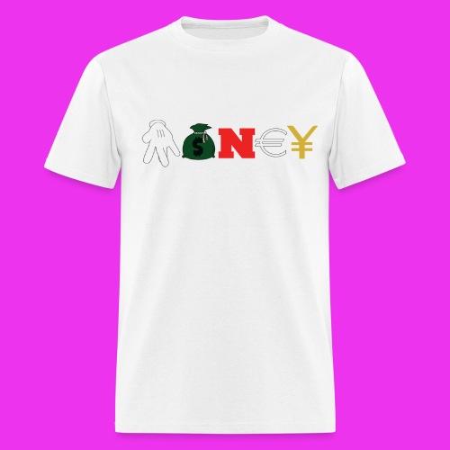 Money t shirt - Men's T-Shirt