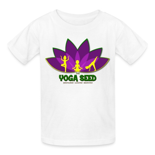 Yoga Seed Kids - Kids' T-Shirt