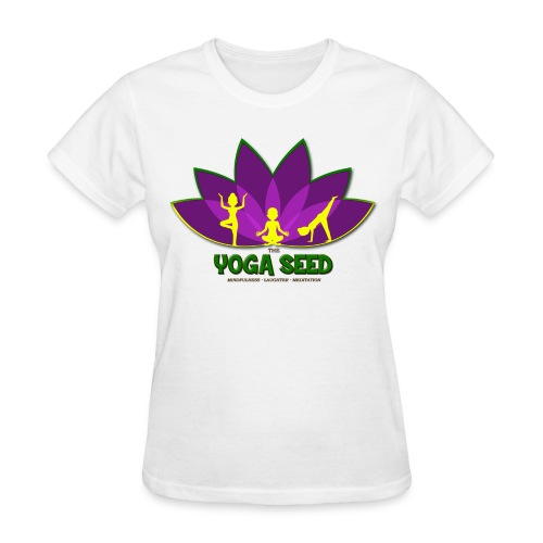 Yoga Seed Adults - Women's T-Shirt