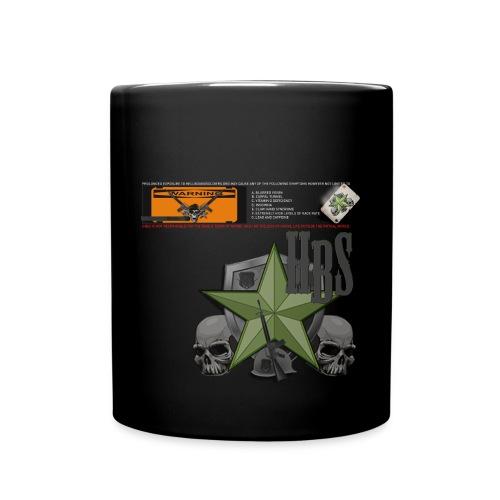C1 - WARNING RETRO Full Color Mug - Full Color Mug