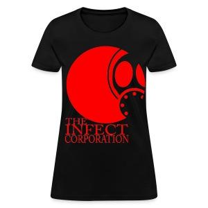 INFECT CORP HONEYS SHIRT - Women's T-Shirt