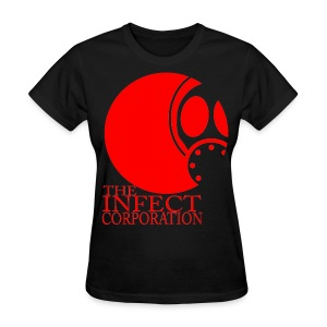 INFECT CORP HONEYS SHIRT - Women's T-Shirt
