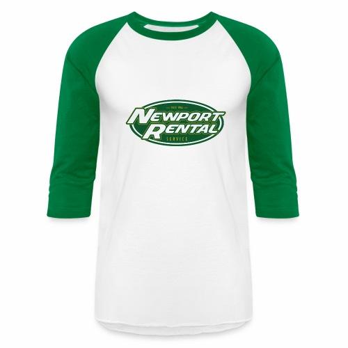 Newport Rental Baseball Tee - Baseball T-Shirt