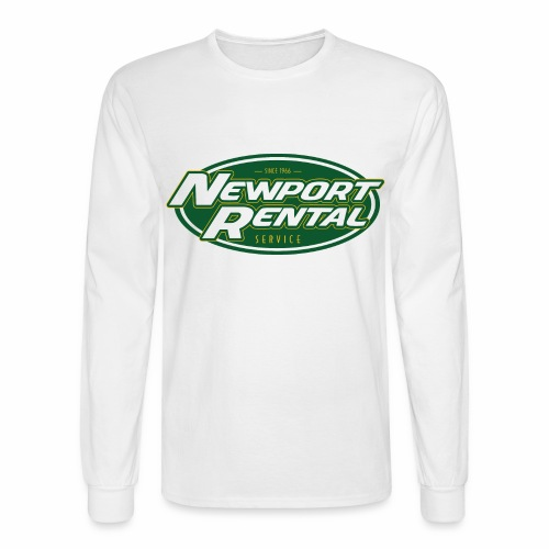Newport Rental - Men's Long Sleeve Tee - Men's Long Sleeve T-Shirt