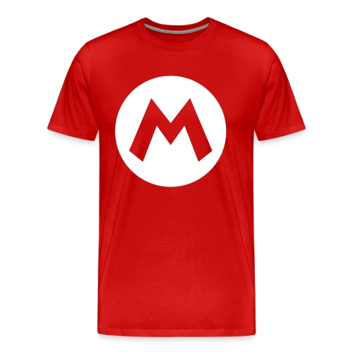 Mario T-Shirt | Mens - Men's Premium T-Shirt